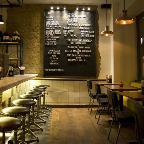 Gourmet Burger Kitchen - Wimbledon 2