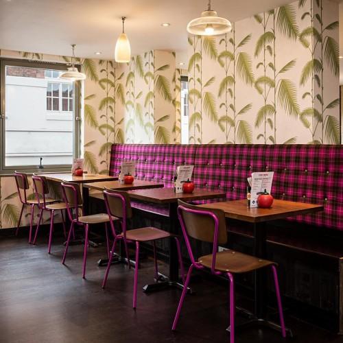 Gourmet Burger Kitchen - York 10