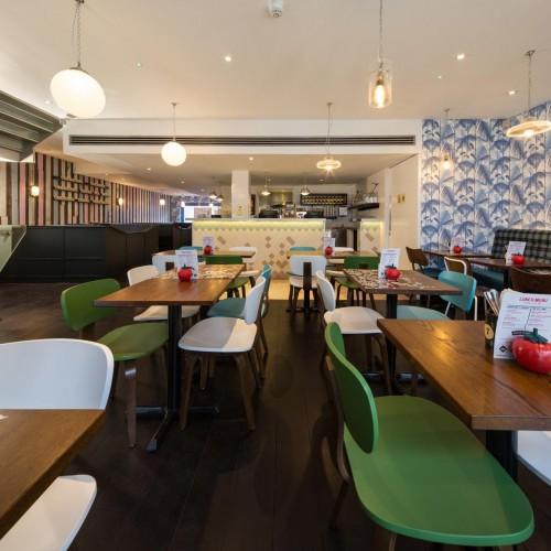 Gourmet Burger Kitchen - York 3