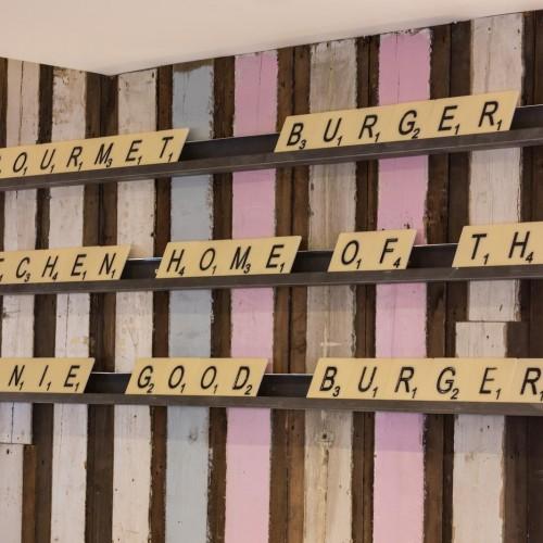 Gourmet Burger Kitchen - York 9