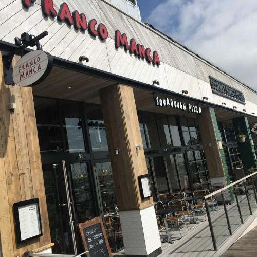 Franco Manca - Brighton Marina