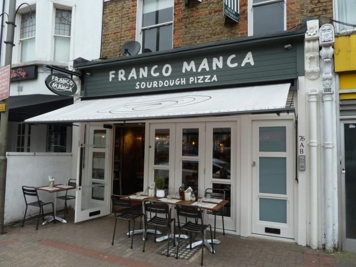 Franco Manca - Northcote Road