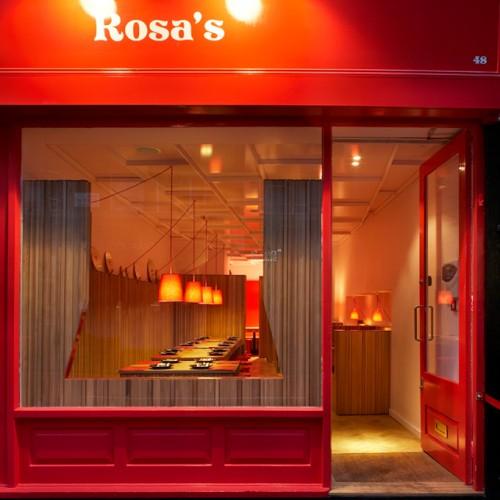 Rosas - Soho 1