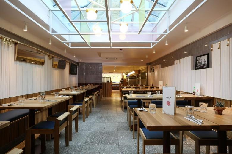 Rosa's Thai Cafe Interiors 22 - Angel