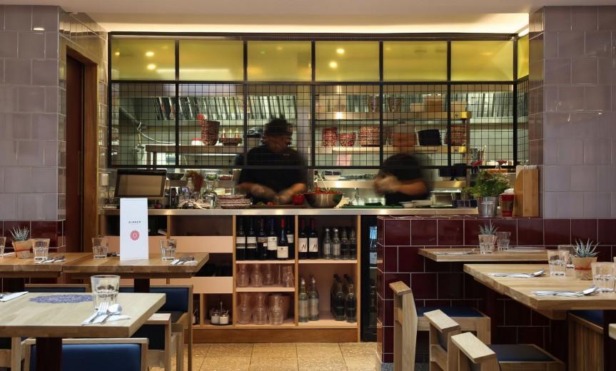 Rosa's Thai Cafe Interiors 20 - Angel
