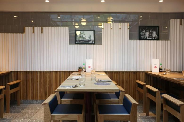 Rosa's Thai Cafe Interiors 18 - Angel