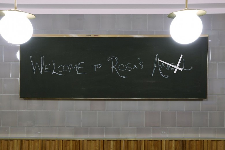 Rosa's Thai Cafe Interiors 14 - Angel