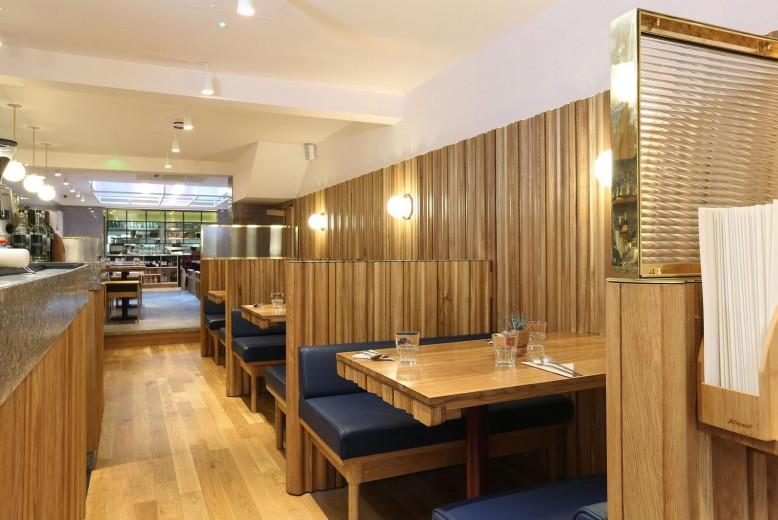 Rosa's Thai Cafe Interior 10 - Angel