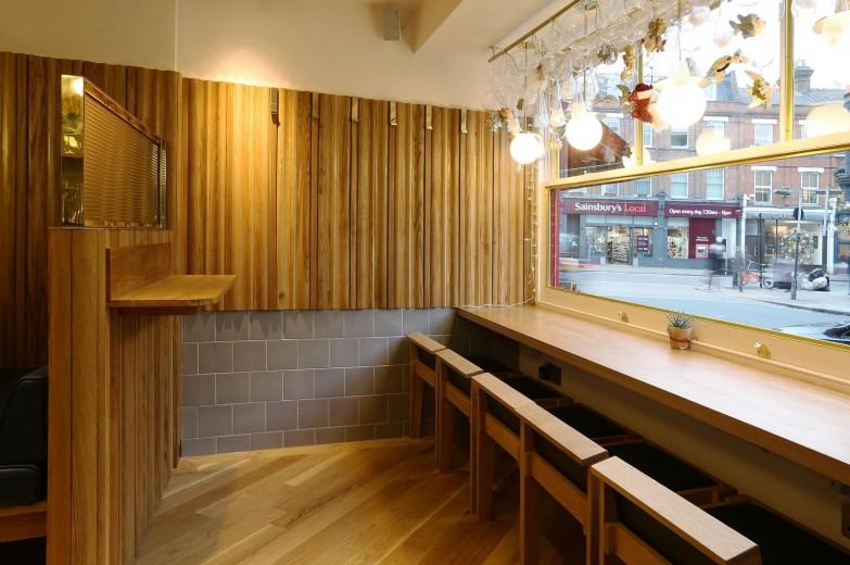 Rosa's Thai Cafe Interior 8 - Angel