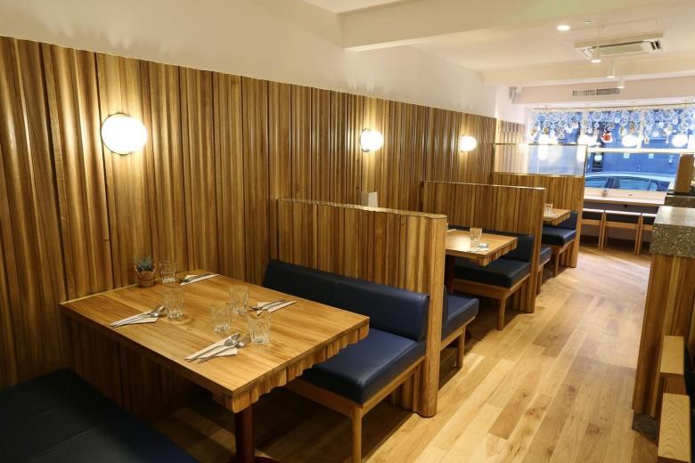 Rosa's Thai Cafe Interior 7 - Angel