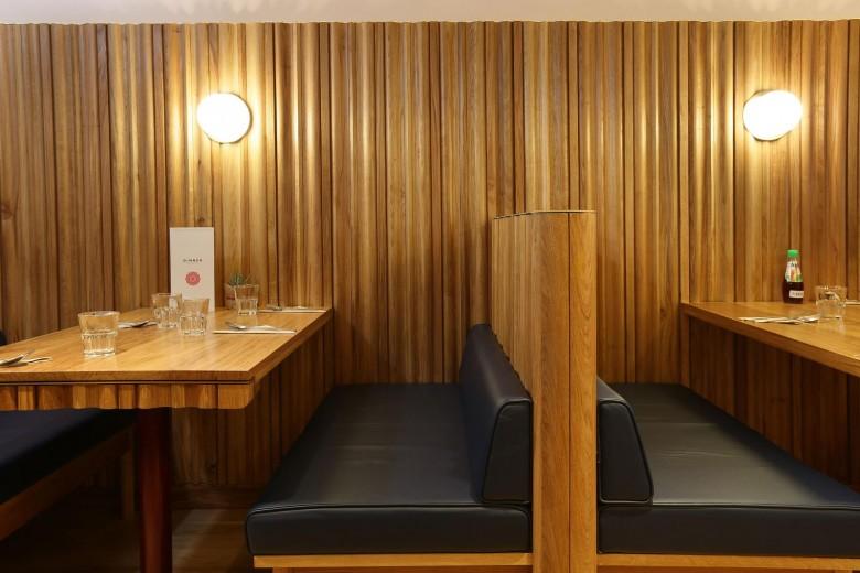 Rosa's Thai Cafe Interior 6 - Angel