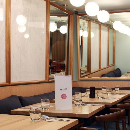Rosa's Thai Cafe Interior 5 - Chelsea