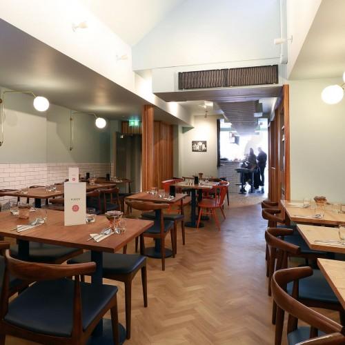 Rosa's Thai Cafe Interior 3 - Chelsea