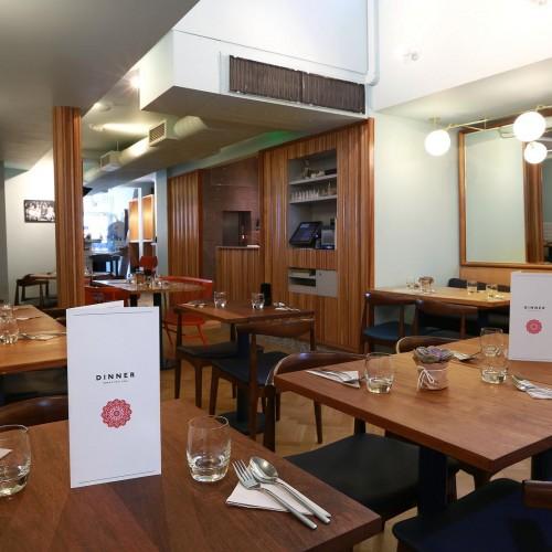Rosa's Thai Cafe Interior 2 - Chelsea