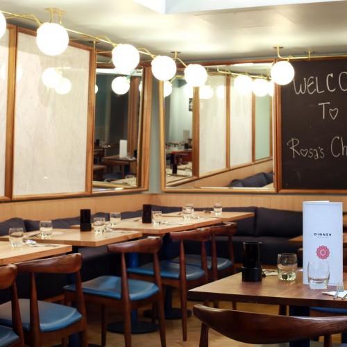 Rosa's Thai Cafe Interior 24 - Chelsea