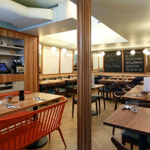Rosa's Thai Cafe Interior 22 - Chelsea