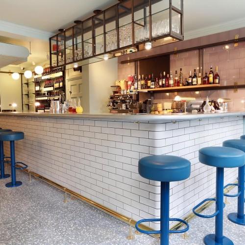 Rosa's Thai Cafe Interior 19 - Chelsea