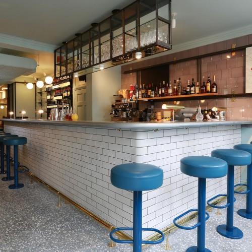 Rosa's Thai Cafe Interior 18 - Chelsea