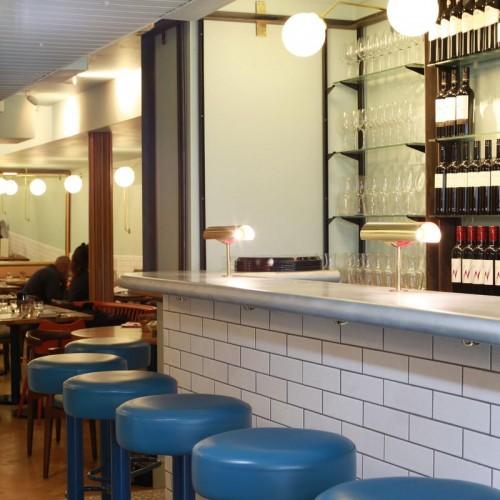 Rosa's Thai Cafe Interior 17 - Chelsea