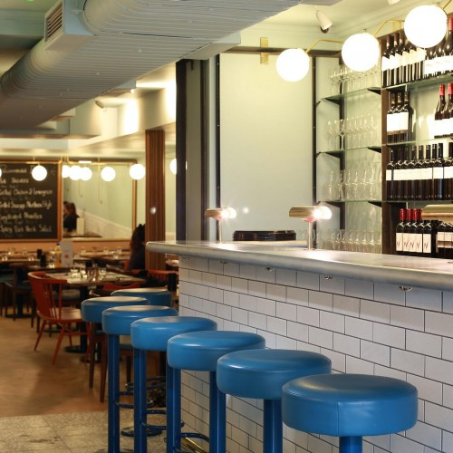 Rosa's Thai Cafe Interior 16 - Chelsea