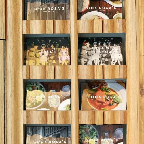 Rosa's Thai Cafe Interior 15 - Chelsea