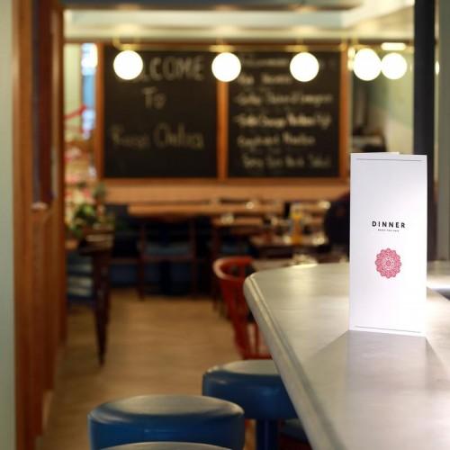 Rosa's Thai Cafe Interior 13 - Chelsea