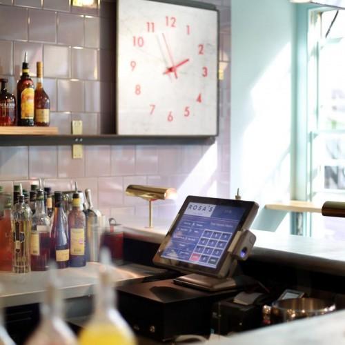 Rosa's Thai Cafe Interior 12 - Chelsea