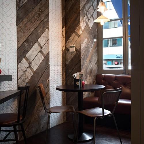 Gourmet Burger Kitchen - Baker Street - Dining 3