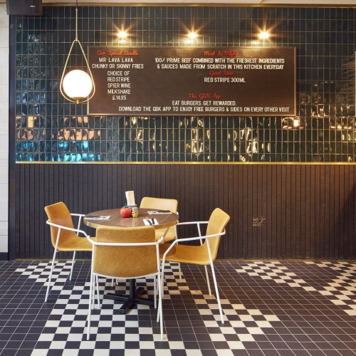 Gourmet Burger Kitchen – Bracknell