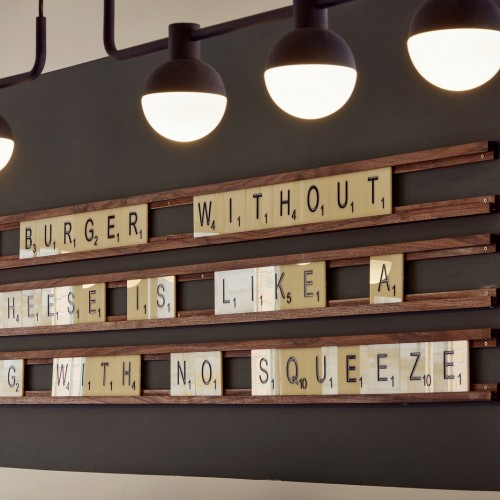 Gourmet Burger Kitchen - William Street South, Dublin