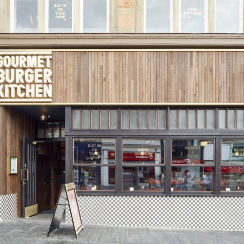 Gourmet Burger Kitchen – Leicester