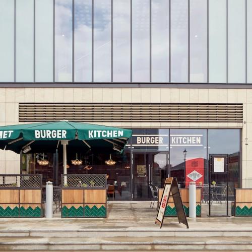 Gourmet Burger Kitchen – Oldham