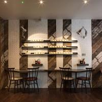 Gourmet Burger Kitchen - Baker Street - Interior