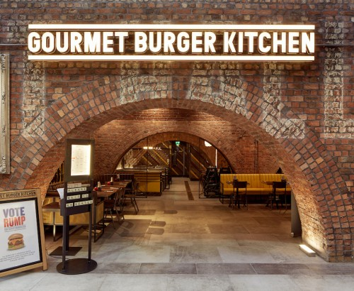 Gourmet Burger Kitchen – Bolton