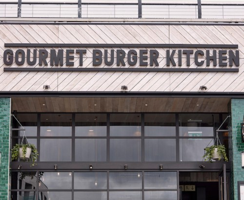 Gourmet Burger Kitchen – Brighton Marina
