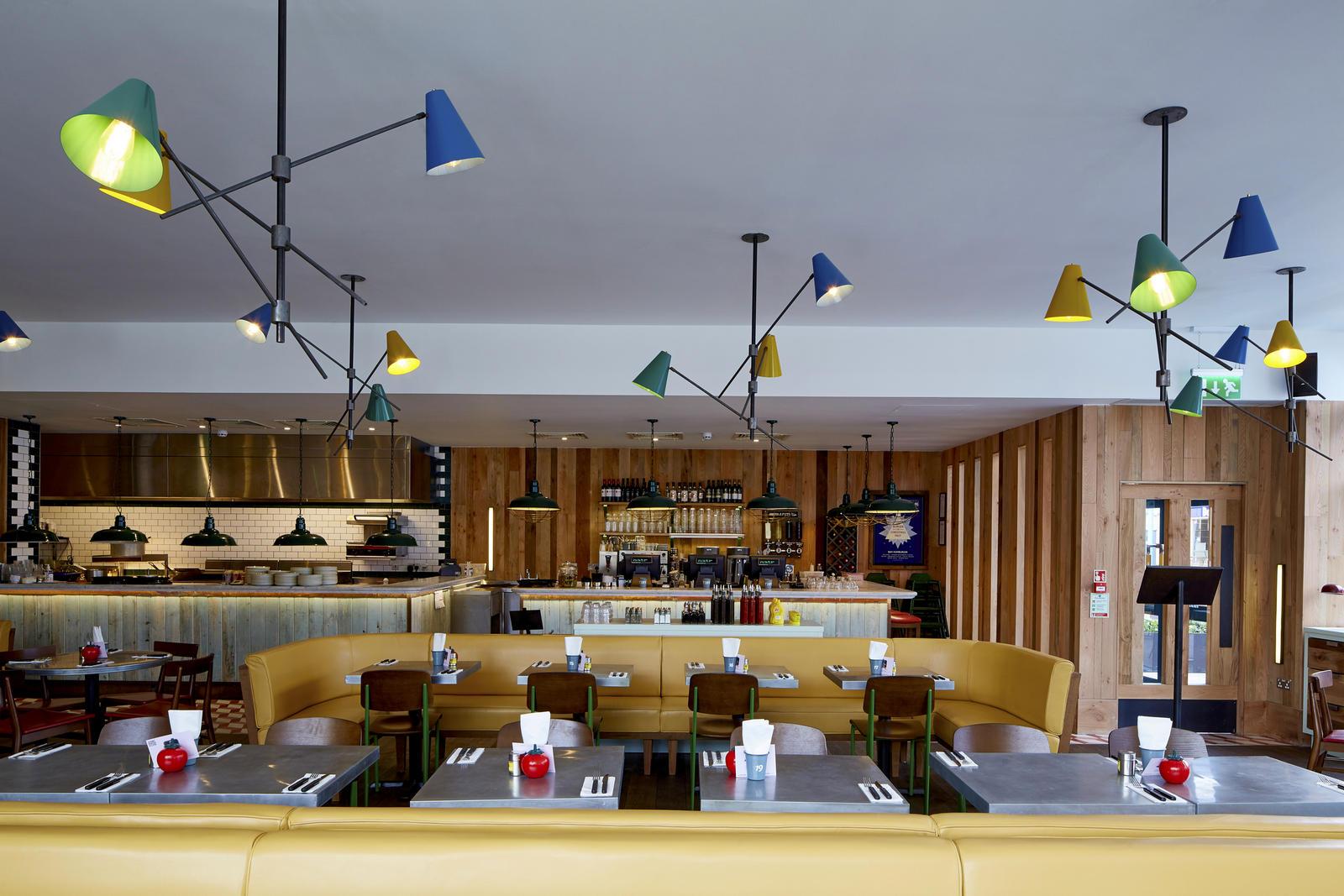 Gourmet Burger Kitchen – Chichester