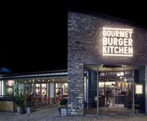 Gourmet Burger Kitchen – Clarks Village