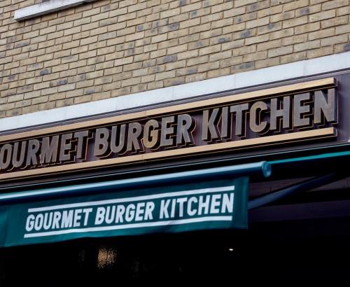 Gourmet Burger Kitchen – Staines